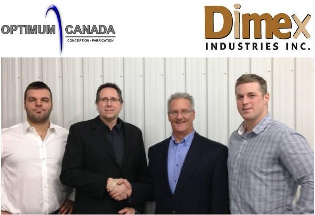DIMEX INDUSTRIES Optimum-Canada